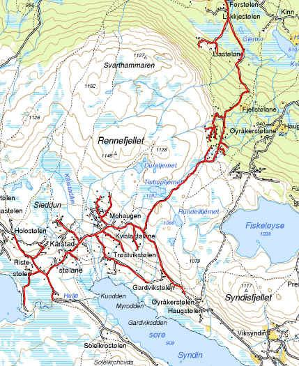 kart vaset Kvislasyndin : Kart over Kvislasyndin kart vaset